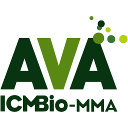 Imagem da logo do Ambiente Virtual de Aprendizagem do ICMBio
